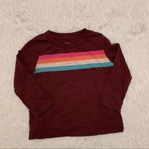 💥4for$20💥Gymboree long sleeve t-shirt 18-24 m